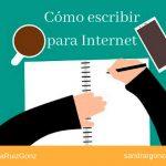 Cómo escribir para Internet