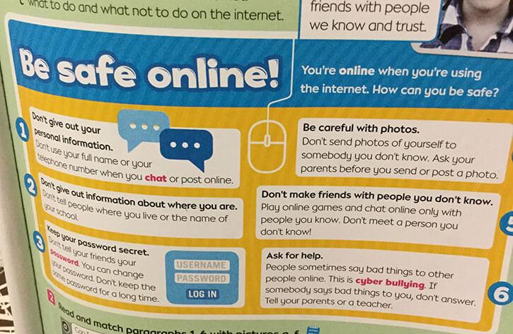 Los Riesgos De Internet Y Las Redes Sociales Para Niños Sandra R
